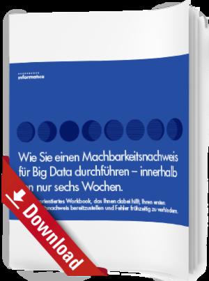 Wie Sie einen Machbarkeitsnachweis für Big Data durchführen