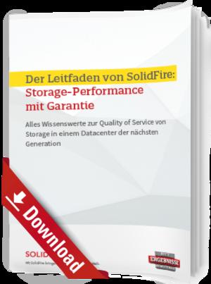 Storage-Performance mit Garantie