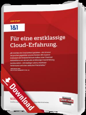Eine erstklassige Cloud-Erfahrung