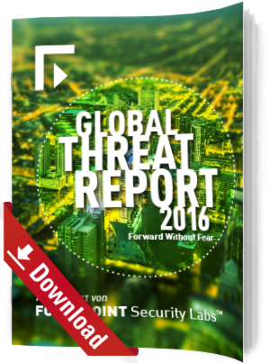 Global Threat Report 2016