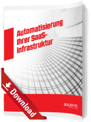 Automatisierung der SaaS-Infrastruktur