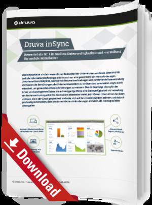 Datenverfügbarkeit und -verwaltung für mobile Mitarbeiter