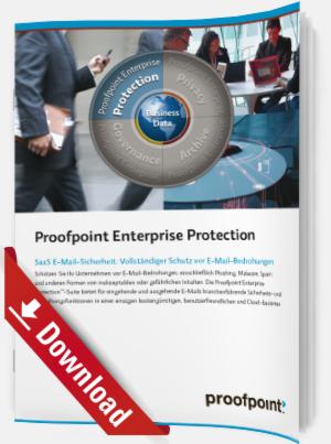Vollständiger Schutz vor E-Mail-Bedrohungen