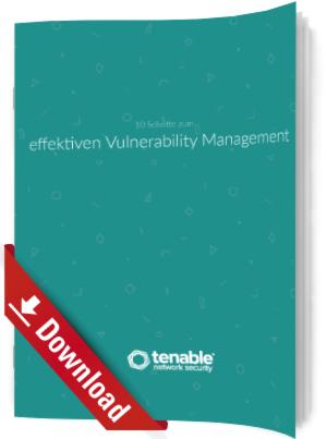 10 Schritte zum effektiven Vulnerability Management