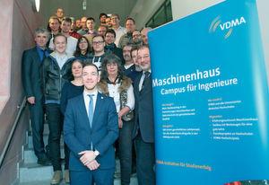 Im VDMA-Workshop entwickeln Lehrende und Studierende der Hochschule Kaiserslautern Ideen zu konkreten Maßnahmen für mehr Qualität von Studium und Lehre.