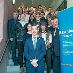 """Mit """"Maschinenhaus"""" mehr Frauen für Ingenieurwissenschaften begeistern"""