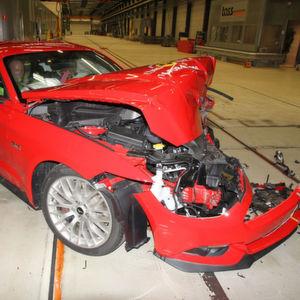 Euro NCAP: Crashtester watschen Ford Mustang ab