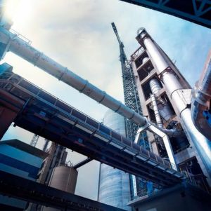 Thyssenkrupp is one of the few full-range suppliers for the cement industry – from individual machines, all the way up to complete plants