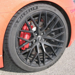 Michelin Pilot Sport 4 S: Mit Vollgas durch Kaliforniens Wüste
