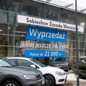 Ausverkauf in Polen