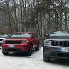 Jeep Grand Cherokee Trailhawk: Der Freestyle-Kletterer