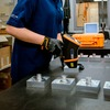 Metallanalysegerät für die schnelle Identifizierung von Legierungen