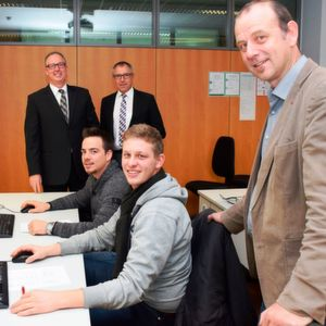 Werbas fördert Esslinger Hochschule