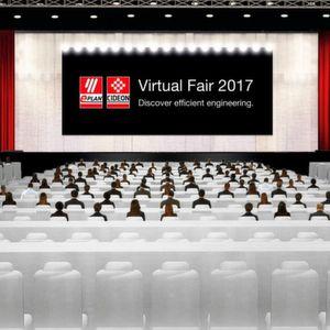Eplan und Cideon laden zur virtuellen Messe
