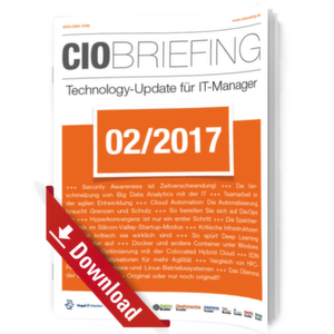 CIO Briefing 02/2017