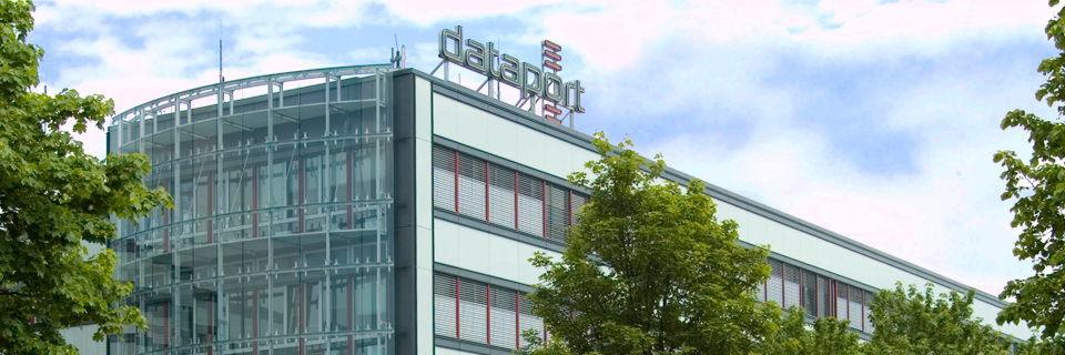 Die Dataport-Zentrale in Hamburg