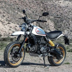 Ducati Scrambler Desert Sled: Lässig zwischen Sand und Stadt