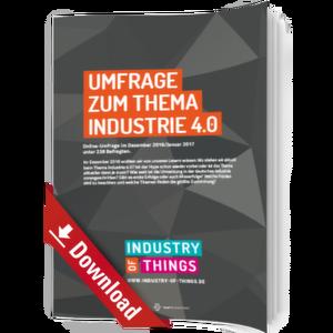 Industrie 4.0 ist kein Hype - wir sind mittendrin