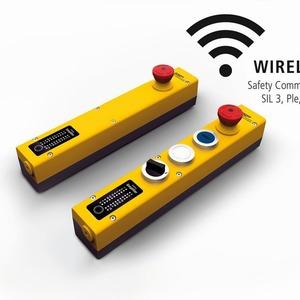 Wireless Safety für Maschinen und Anlagen