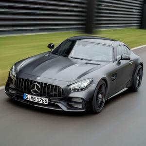 Neues Mercedes-AMG-Modell zum 50. Geburtstag