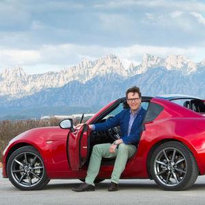 Gefahren: Mazda MX-5 RF – Festes Dach, weiche Knie