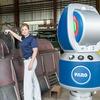 Lasertracker mit Reichweite von 25 und 80 m verfügen über integriertes Hauptsteuergerät