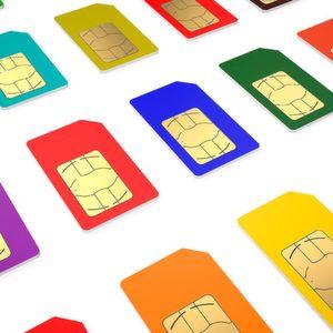 Management unterschiedlicher Provider-SIM-Karten