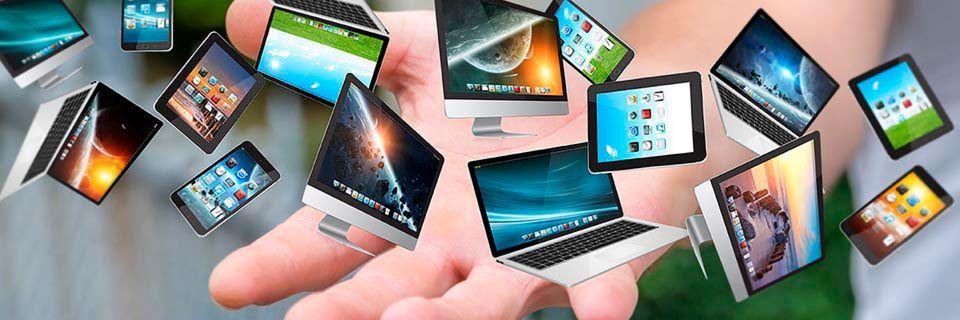 Endbenutzer haben häufig an mehreren Standorten mehrere Geräte, Betriebssysteme und Anwendungsversionen im Einsatz.