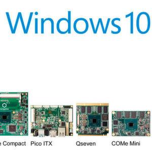 congatec unterstützt die IoT-Editionen von Windows 10