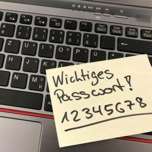 Institut warnt vor schwachem Passwort-Schutz