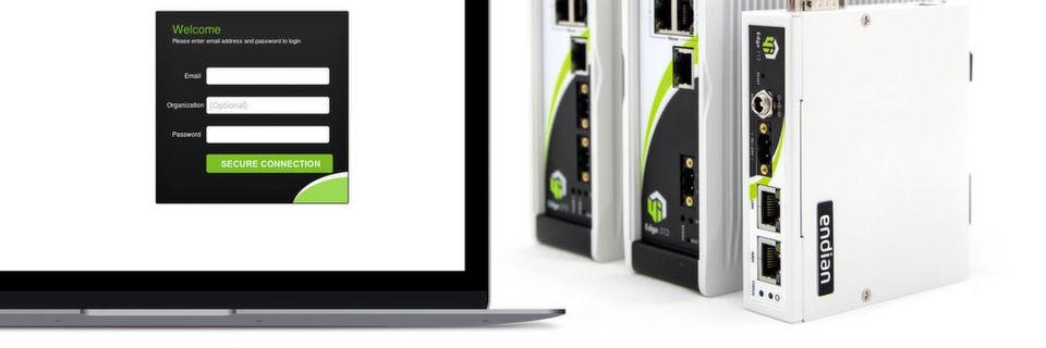 Das Herzstück von Endian Connect ist das Switchboard. Dabei handelt es sich um ein Management-Tool, über das Geräte, Nutzer und Berechtigungen zentral verwaltet werden können.