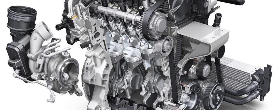 Vergleich Dreizylinder Ottomotor Versus Diesel