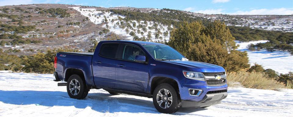 Spektakuläre Panoramen und Straßen: Auf dem Weg durch die Rocky Mountains geht es hoch hinaus. Auf Erkundungstour im Bundesstaat Colorado – mit einem Chevrolet gleichen Namens.