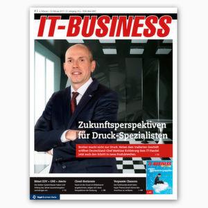 Exklusiv & vorab: die IT-BUSINESS 3/2017