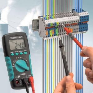 Prüf- und Messtechnik für Schaltanlagen