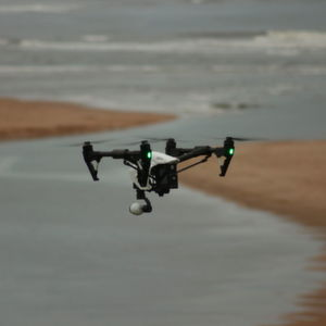 The company is currently testing the use of drones in Australia for inspecting sites in remote locations.