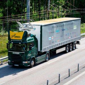 Teststrecken für Oberleitungs-Lkw stehen fest