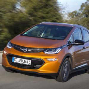 Gefahren: Opel Ampera-E