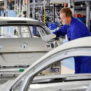 VW baut E-Fahrzeuge in Zwickau