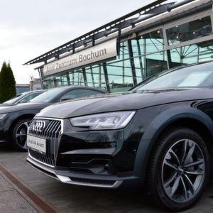 Audi-Zentrum Bochum: Ganz Deutschland als Markt