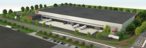 Grâce au nouvel EDC de NSK à Tilburg, les clients bénéficieront de services actualisés et d'une assistance éclairée.