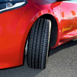 Neue Reifen: Bitte Ruhe!