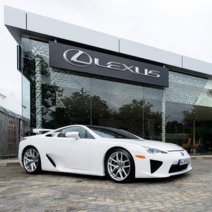 Bei Lexus steht Ertrag steht vor Wachstum