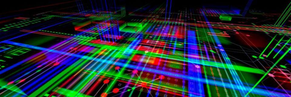 Embedded Software übernimmt hinter den Kulissen die Steuerung, Regelung und Überwachung diverser Geräte.