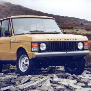Range Rover Reborn: Alt und dennoch neu