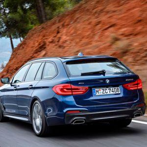 BMW 5er Touring: Münchner Reisefreiheit