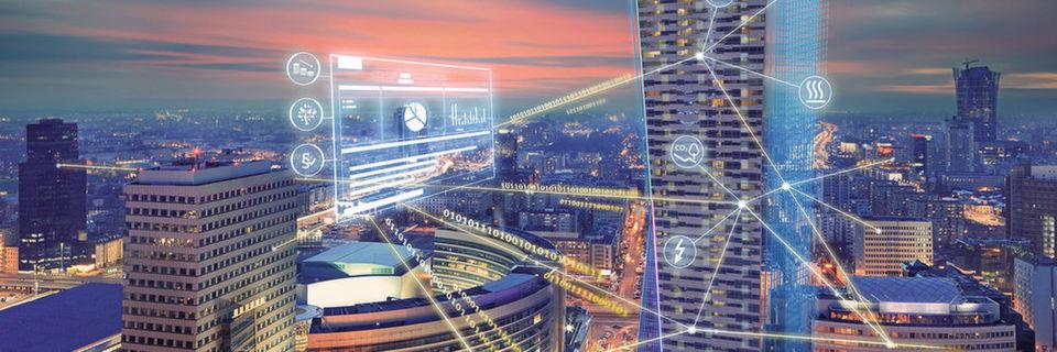 Noch sind Big-Data-Modelle im Energiemanagement von Gebäuden vergleichsweise wenig verbreitet.