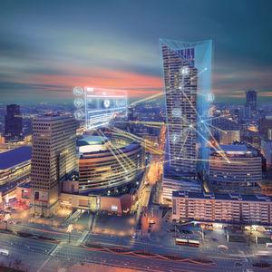 Big Data zieht mit in die Gebäude ein