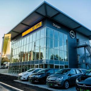 Die großen Autohändler: AVAG