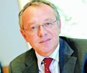 Hermann Ramacher, Geschäftsführer von ADN